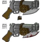 Razor Blood