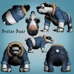 Brolar Bear Model