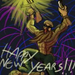 Happy New Year by Danny