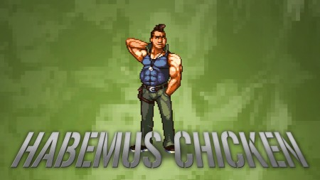 Habemus Chicken